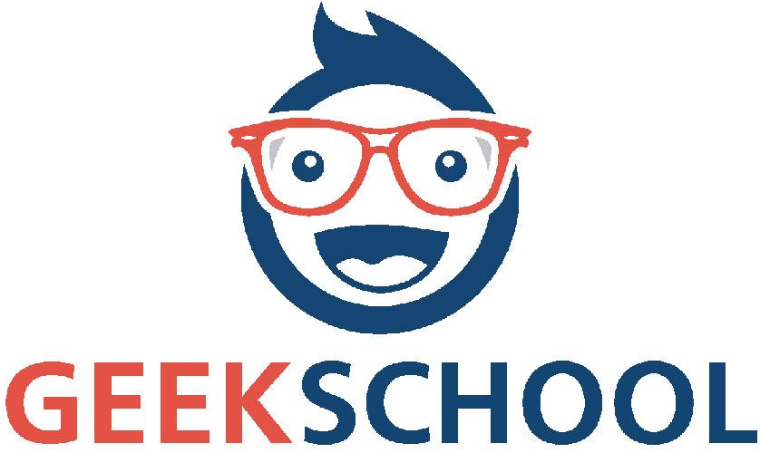 Geek School Logo
