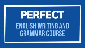English Grammar Course